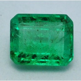 NATURAL EMERALD OCTAGON CUT CT.1,02