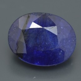 SAPPHIRE NATURAL CT. 2,18 OVAL