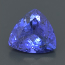 NATURAL TANZANITE UNHEATED 0,89 CT.