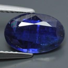 KYANITE NATURAL CT.2,76 DARK BLUE