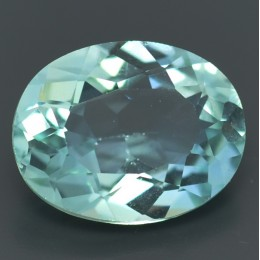 NATURAL TOPAZ CT.3,19 OVAL