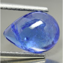 NATURAL TANZANITE CABUCHON 7,75 CT.