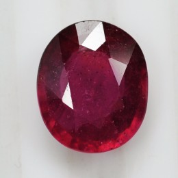 BEAUTIFUL CT,4,43 RUBY NATURAL