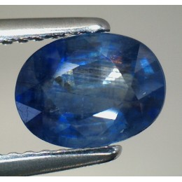 BLUE SAPPHIRE NATURAL CT. 1,64 OVAL